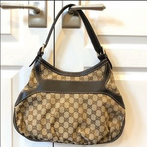 Gucci Bags - Gucci GG Queen Guccissimma Bow Hobo Shoulder Bag